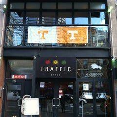 Photo taken at Traffic Bar Midtown East by Trish K. on 11/24/2012