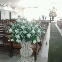 Photo taken at Igreja São Raimundo by Juliana L. on 1/18/2013