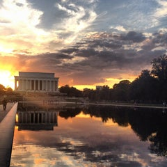 Photo taken at Lincoln Memorial by Alberto on 9/29/2013
