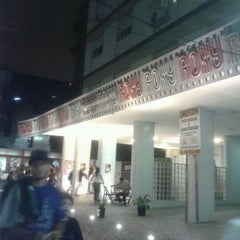 Photo taken at Cine Roxy by Guilherme S. on 10/7/2012