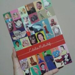 Photo taken at MPH Bookstore by Hamizah M. on 12/20/2014