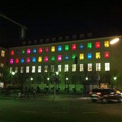 Photo taken at Rathaus Berlin-Neukölln by Nadine on 11/14/2012
