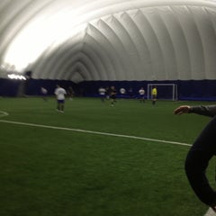 Photo taken at Soccerworld Polson Pier by Max on 11/24/2012