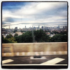 Photo taken at MTA Bus - M60 (LaGuardia Airport) - Astoria Blvd @ 32nd by Timothy S. on 9/26/2013