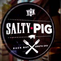 Photo taken at The Salty Pig by john g. on 5/21/2013