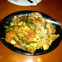 Photo taken at Pei Wei by Tony on 3/15/2013