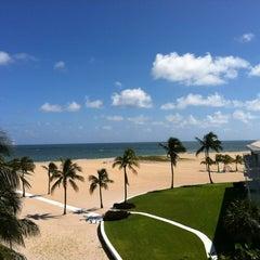 Photo taken at Lago Mar Resort Hotel by Nadia S. on 10/15/2012