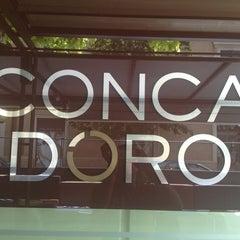 Photo taken at La Conca D'oro by Pablo B. on 7/27/2013