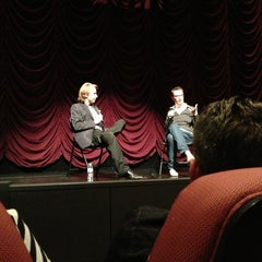Photo taken at Indiana University Cinema by Qian H. on 9/15/2013
