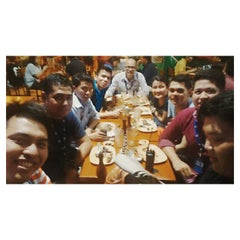 Photo taken at Mang Inasal by Clarence Rafael A. on 1/14/2015