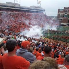Photo taken at Boone Pickens Stadium by Robert W. on 9/15/2012