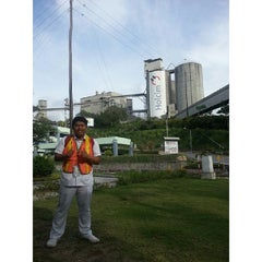 Photo taken at Holcim Phils. by Uri Monte d. on 2/25/2014