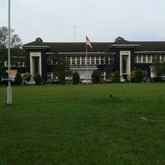 Photo taken at Institut Pertanian Bogor (IPB) by Lufi H. on 7/6/2013