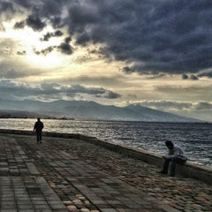 Photo taken at İzmir by Emerson G. on 11/29/2012