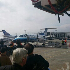 Photo taken at Gate 82 by go s. on 1/9/2014