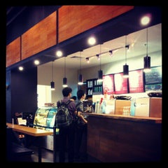 Photo taken at Starbucks by Raditya S. on 11/23/2012