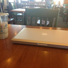 Photo taken at Caribou Coffee by Bekah on 1/17/2013