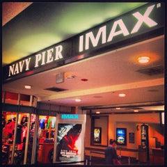 Photo taken at Navy Pier IMAX Theatre by Scott B. on 5/29/2013