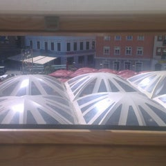 Photo taken at Doma Hostel in Riga by Yegor O. on 7/9/2014