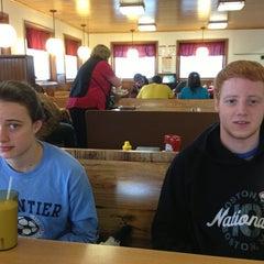 Photo taken at Longway's Diner by Chris B. on 2/23/2013