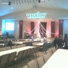 Photo taken at Richland Creek Community Church by Sharon P. on 12/11/2011