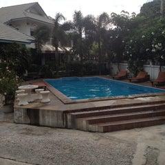 Photo taken at Chan Resort by Lotus t. on 5/5/2012