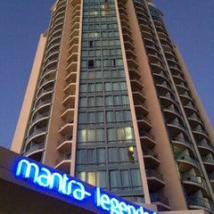 Photo taken at Mantra Legends Hotel by Ferdynand P. on 7/16/2012