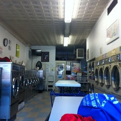 Photo taken at Ontario Coin Laundromat by Kevin C. on 9/2/2011