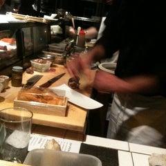Photo taken at ICHI Sushi by Stephanie on 11/8/2011