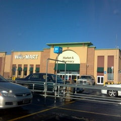 Photo taken at Walmart Supercenter by Joe R. on 1/24/2012