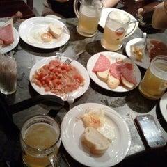 Photo taken at La Taberna by Marian M. on 7/5/2012