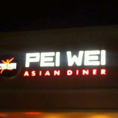 Photo taken at Pei Wei by Robert M. on 12/1/2011