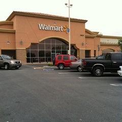 Photo taken at Walmart Supercenter by Paul D. on 5/22/2011