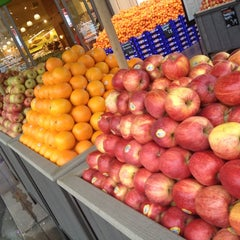 Photo taken at Whole Foods Market by Lisa P. on 1/20/2012
