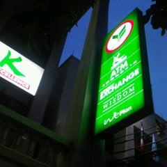 Photo taken at ธนาคารกสิกรไทย (KASIKORNBANK) by Roony-story A. on 9/26/2011