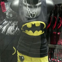 Photo taken at Hot Topic by Boy R. on 3/25/2012