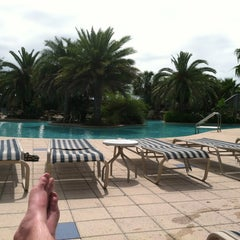 Photo taken at Palms of Destin Resort & Conference Center by Chris W. on 5/4/2012