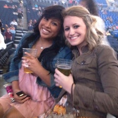 Photo taken at Chaifetz Arena by Ashley W. on 4/21/2012