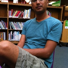 Photo taken at St. Louis County Library - Thornhill Branch by Samjhana on 9/8/2012