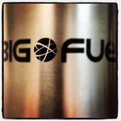 Photo taken at Big Fuel by Seth B. on 11/8/2011