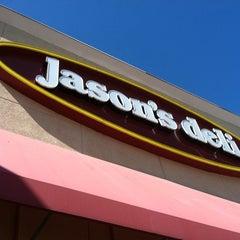 Photo taken at Jason's Deli by Alan on 10/16/2011