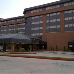 Photo taken at DoubleTree by Hilton Hotel Denver - Westminster by Ken M. on 8/15/2012