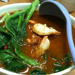 Photo taken at Kok Sen Restaurant by Belinda A. on 3/29/2012