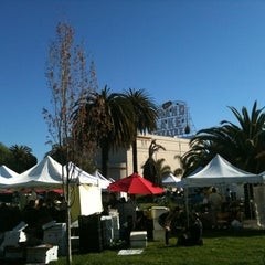 Photo taken at Grand Lake Farmers Market by Mario Q. on 4/21/2012