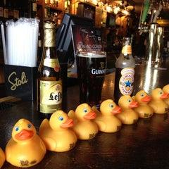 Photo taken at Union Jack Pub by Brenda R. on 4/21/2012