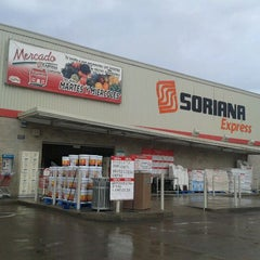 Photo taken at Soriana Express by Don P. on 1/15/2012