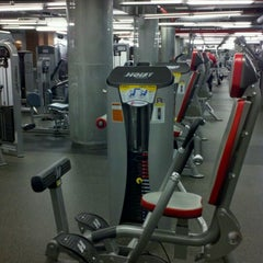 Photo taken at 24 Hour Fitness by Reese S. on 12/3/2011