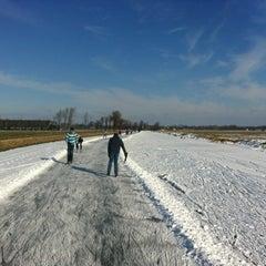 Photo taken at Bolsward by Marlin B. on 2/11/2012