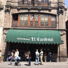 Photo taken at El Cardenal by Barbara C. on 6/3/2012