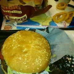 Photo taken at Burger King by Julie O. on 3/25/2012
